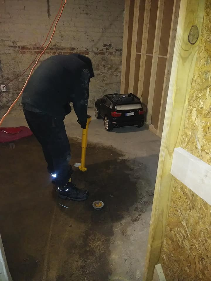 drainage cleaning gary in